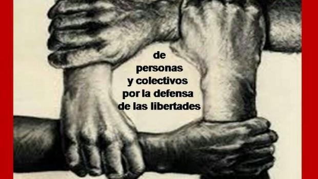 Encuentro antirrepresivo Zaragoza 31-01-16