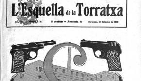 L'Esquella de la Torratxa 1920